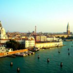 The most wonderful view over Venice