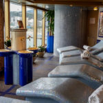 Relaxing at the Greenhouse Spa aboard the Eurodam