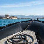 Zodiac Cruising und Champagner Tasting an Bord der MS EUROPA 2